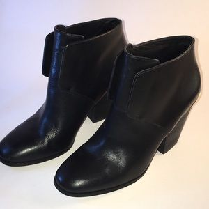 Cole Hann Grand OS Slip On Ankle Boots.